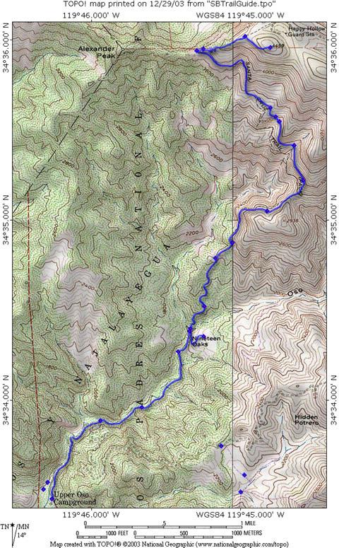 Santa Barbara Trail Guide - Santa Cruz Trail Map on henderson trail map, westminster trail map, montecito trail map, vancouver island trail map, atlanta trail map, half moon bay trail map, lone pine trail map, claremont trail map, whittier trail map, boca chica trail map, pennsylvania trail map, petaluma trail map, ann arbor trail map, portland maine trail map, pleasanton trail map, alabama trail map, milwaukee trail map, big sur trail map, coconino trail map, san onofre state beach trail map,